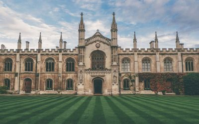 Cambridge University and the Bible