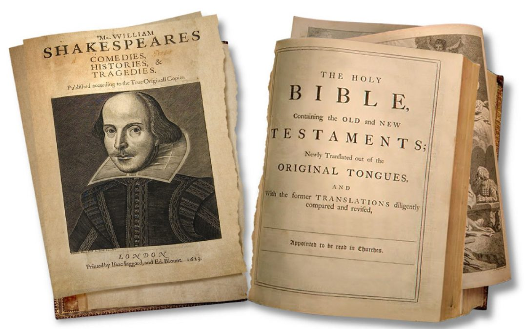 Shakespeare's works and the Bible