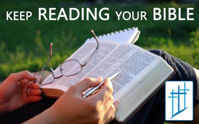 Keep Reading Your Bible