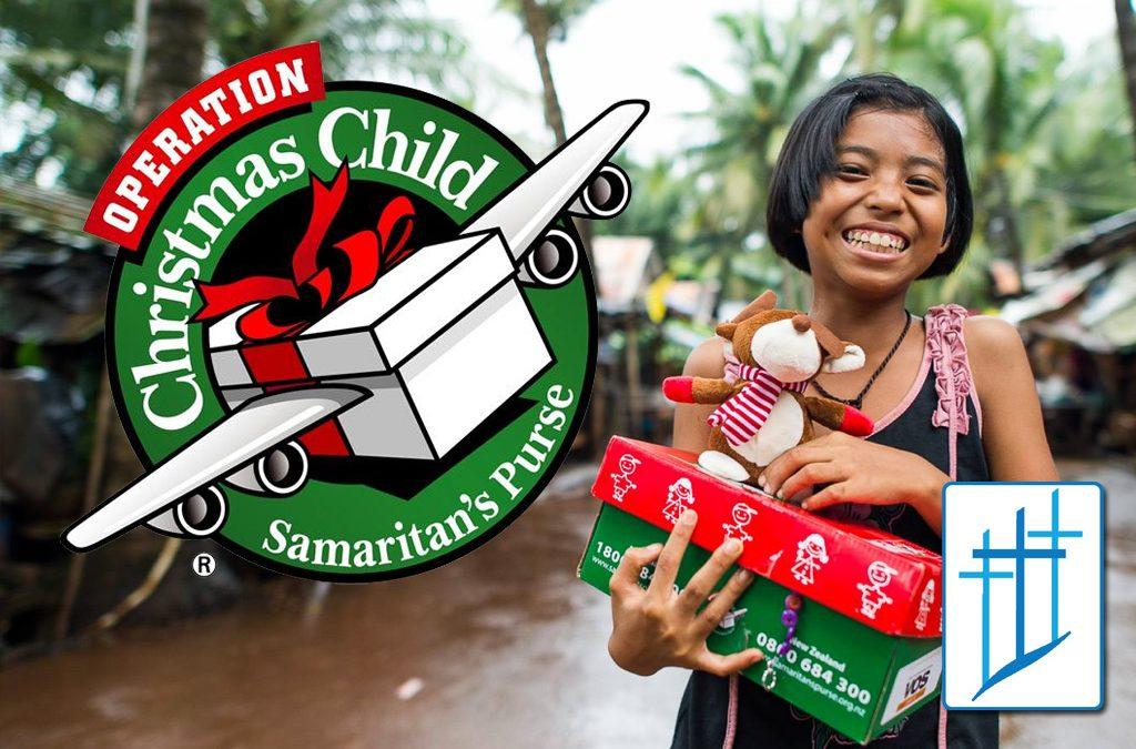 Operation Christmas Child 2018