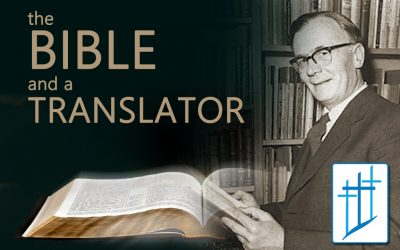 The Bible and a Translator