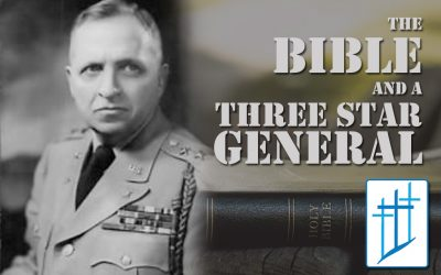 The Bible and a Three-Star General