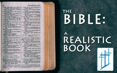 The Bible: a Realistic Book
