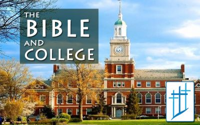The Bible and College