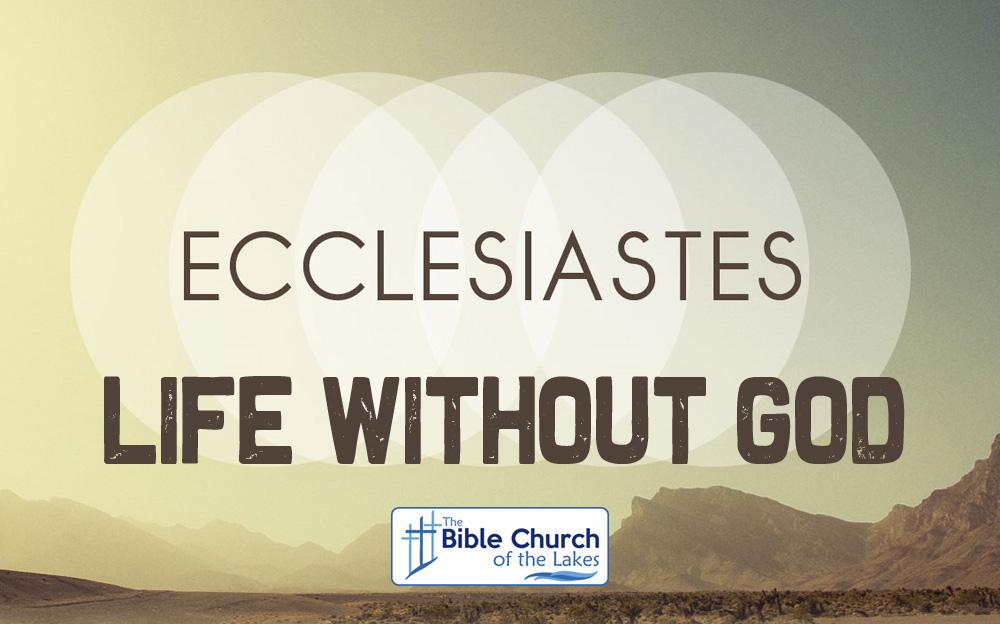 Ecclesiastes – P03