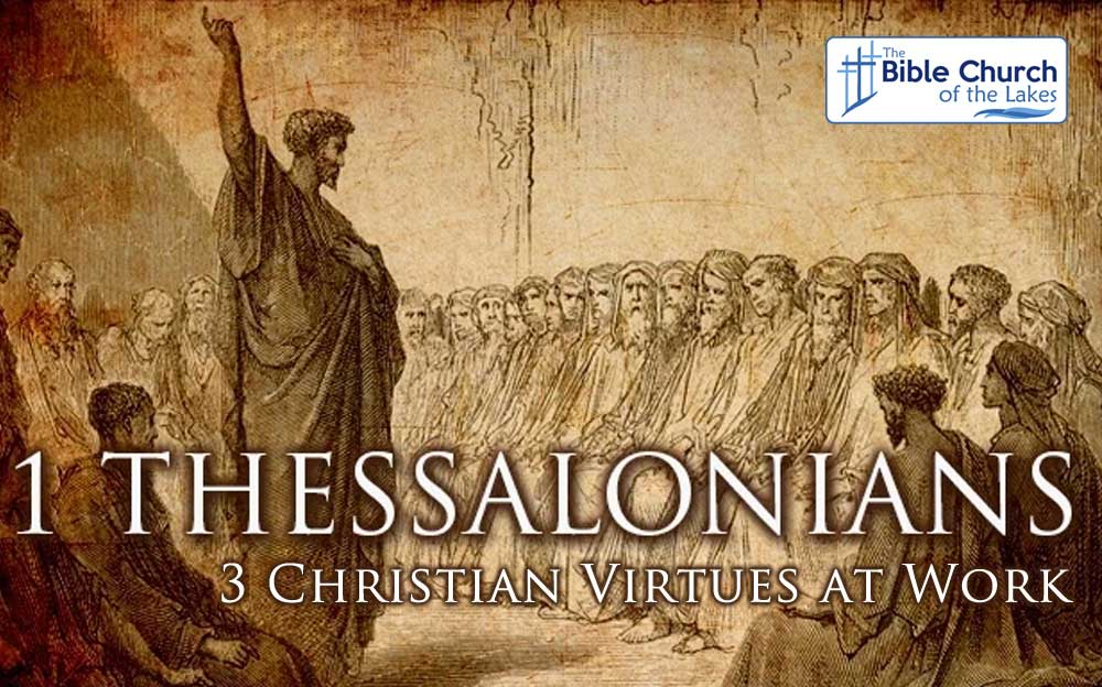 I Thessalonians P11