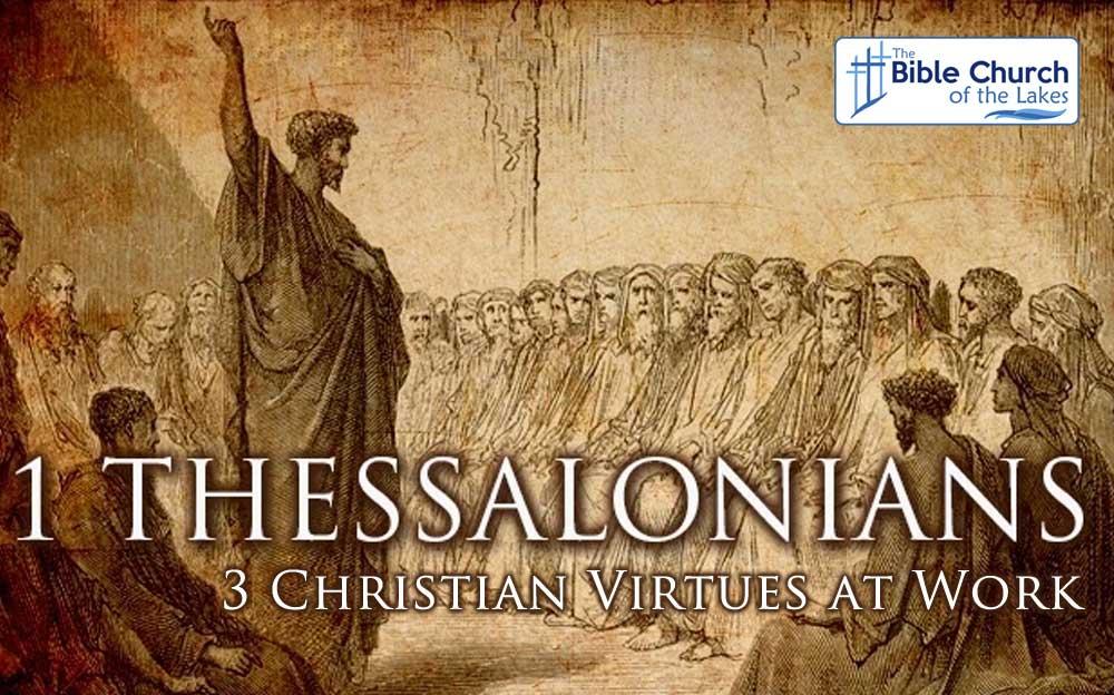 1 Thessalonians P1